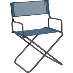 Lafuma Mobilier FGX XL Camping zitmeubel Batyline blauw